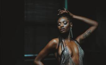 """Manna drops visuals for """"Body On Mine"""""""